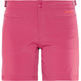 Bergans W's Cecilie Climbing Shorts Bougainvillea Melange/Strawberry